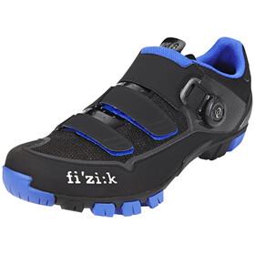 Fizik M6B schoenen Heren grijs/blauw